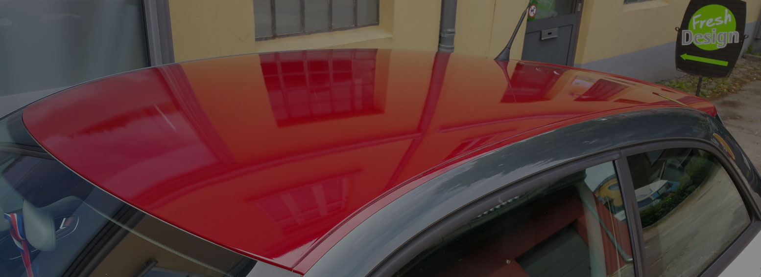 Car-Wrapping Freshdesign Flensburg –